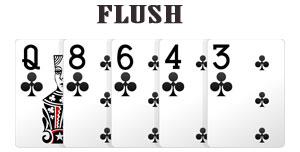 Kartu-Flush